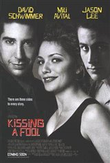 Kissing A Fool Large Poster
