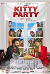 Kitty Party Movie Poster