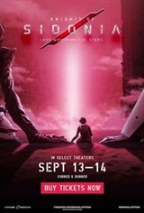 Knights of Sidonia: The Star Where Love is Spun Affiche de film