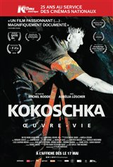 Kokoschka, Oeuvre-Vie Affiche de film