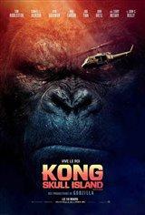 Kong : Skull Island (v.f.) Affiche de film