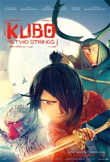 Kubo and the Two Strings Affiche de film