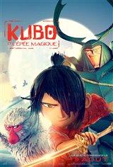 Kubo et l'épée magique Affiche de film