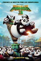Kung Fu Panda 3 (v.f.) Affiche de film