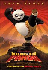 Kung Fu Panda: The IMAX Experience Movie Poster
