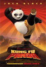 Kung Fu Panda (v.f.) Affiche de film