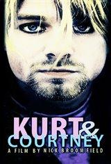 Kurt & Courtney Affiche de film