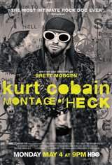 Kurt Cobain: Montage of Heck Movie Poster Movie Poster