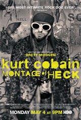 Kurt Cobain: Montage of Heck Movie Poster