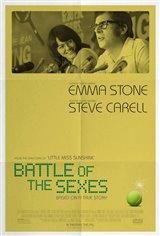 La bataille des sexes (v.o.a.s-.t.f) Affiche de film