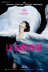 La danseuse Affiche de film