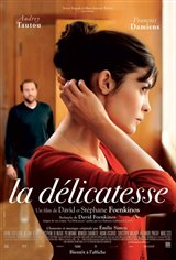 La délicatesse Movie Poster