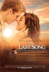 La dernière chanson Movie Poster