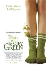 La drôle de vie de Timothy Green Movie Poster