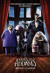 La famille Addams Affiche de film