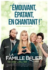La Famille Bélier - Version codée pour personnes malentendantes Affiche de film