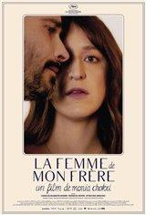 La femme de mon frère Movie Poster
