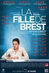 La fille de Brest Movie Poster