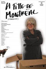La fille de Montréal Movie Poster