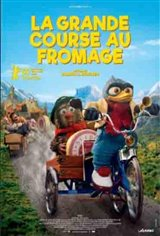 La grande course au fromage Movie Poster
