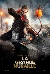 La grande muraille Movie Poster