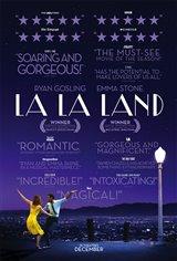 La La Land Affiche de film