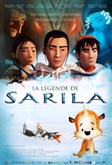 La légende de Sarila Movie Poster