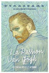 La passion Van Gogh Movie Poster