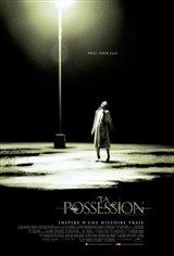 La possession Movie Poster