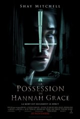 La possession de Hannah Grace Affiche de film