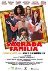 La sagrada familia Large Poster