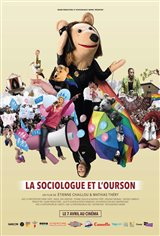 La sociologue et l'ourson Affiche de film