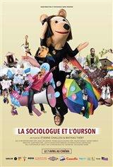 La sociologue et l'ourson Affiche de film