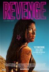La vengeance Affiche de film