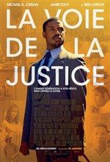 La voie de la justice Movie Poster