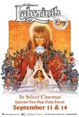 Labyrinth 30th Anniversary Movie Poster