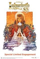 Labyrinth 35th Anniversary Affiche de film