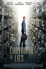 Labyrinth of Lies Large Poster