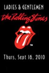 Ladies & Gentlemen... The Rolling Stones Movie Poster