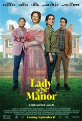 Lady of the Manor Movie Poster