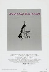 Lady Sings the Blues Movie Poster