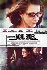 L'affaire Rachel Singer Movie Poster