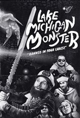 Lake Michigan Monster Movie Poster