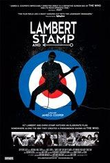 Lambert & Stamp (v.o.a.) Affiche de film