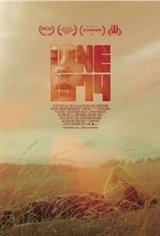 Lane 1974 Movie Poster
