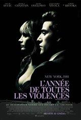 L'année de toutes les violences Affiche de film