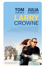 Larry Crowne Movie Poster Movie Poster