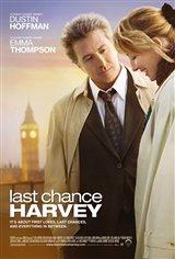 Last Chance Harvey Movie Poster