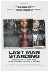 Last Man Standing: Suge Knight and the Murders of Biggie & Tupac Affiche de film