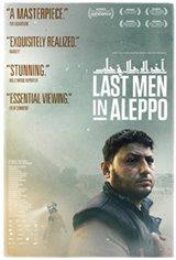 Last Men in Aleppo Movie Poster